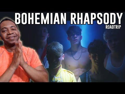 RoadTrip - Bohemian Rhapsody (cover Queen) REACTION