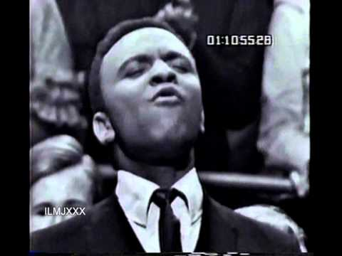 LENNY WELCH - I WAS THERE (RARE LIVE VIDEO FOOTAGE)