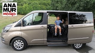 Ford Tourneo Custom 2018 Baba Oğul Test
