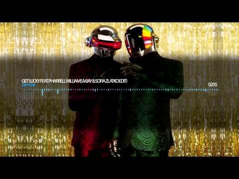 Daft Punk  Get Lucky feat Pharrell Williams Vijay & Sofia Zlatko Edit
