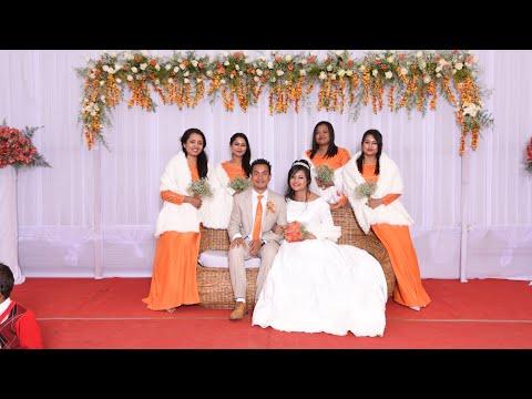 Wedding in ATS - My favourite Garo wedding song