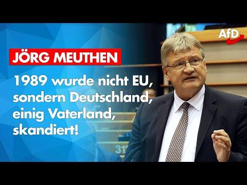 Jörg Meuthen | Willen zur Freiheit nicht unterschätzen!
