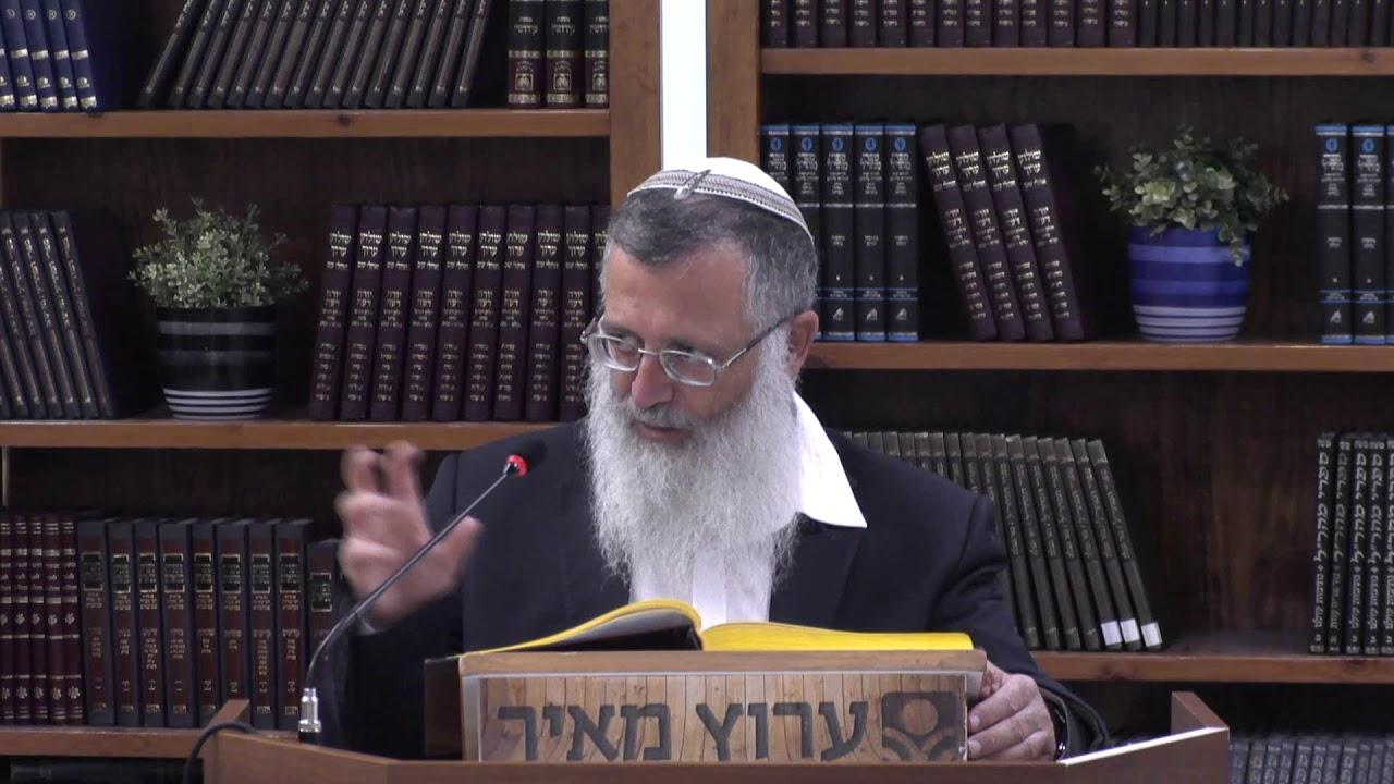 הרב מרדכי ענתבי - זמן קבלת שבת 40 דקות לפני שבת