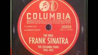 Play Video 'FRANK SINATRA SHOULD I'