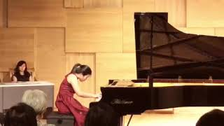 Vivienne Thamrin - Grand Final Kompetisi Piano Bluthner Nusantara 20 August 2017 - Stafaband