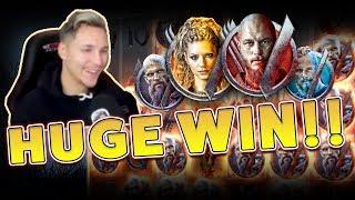 Vikings Big Win - HUGE WIN on Casino Game from CasinoDaddy