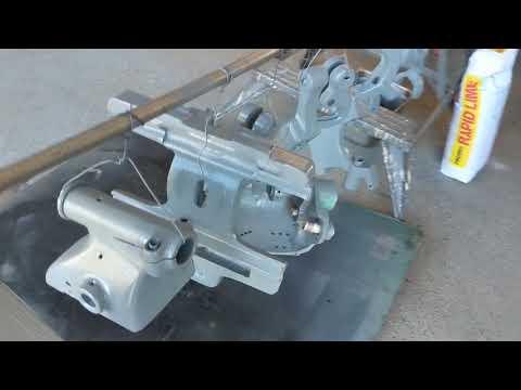 Part 3: The Vintage Australian Hercus 9 metal lathe project (Paint)