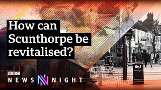 "How will the government's ""level-up"" plan work? – BBC Newsnight"