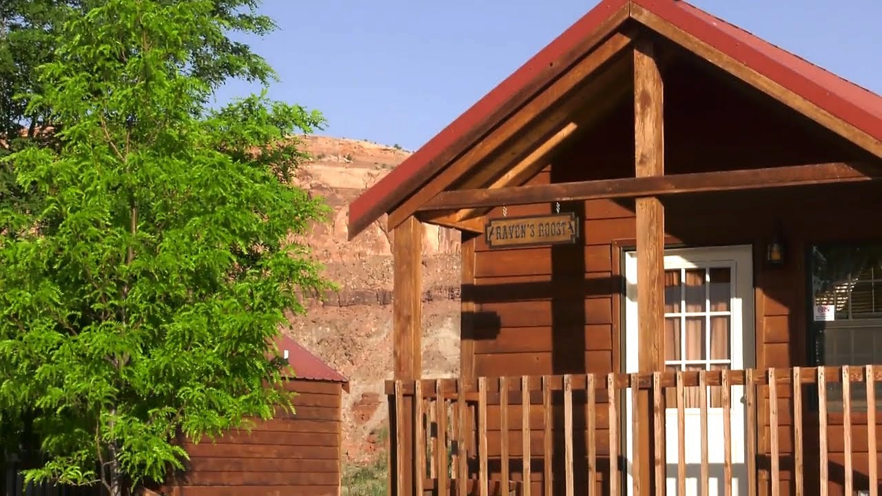 Archview RV Resort & Campground Cabin Tour