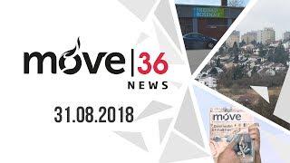 Fetter Drogenfund | Rosenbad Fulda | Bündnis schlägt Wohnalarm | move36-News vom 31.8.2018