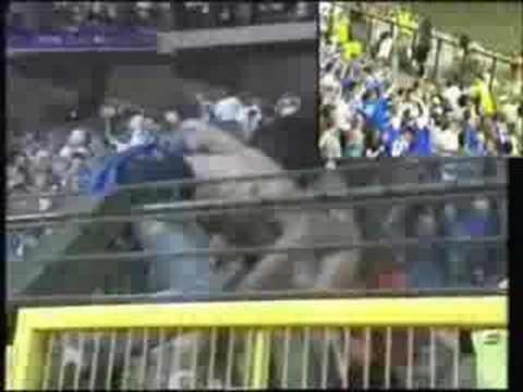 riot racing genk (krc genk-club brugge)