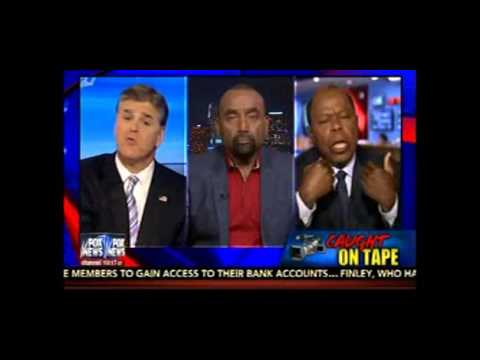 Hannity Guest Walks Off Set As Other Guest Uses Walter Scott\'s Death To Attack African Americans