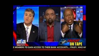 Hannity Guest Walks Off Set As Other Guest Uses Walter Scott