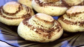 Печенье Шампиньоны (Грибочки). Рецепт отличной выпечки