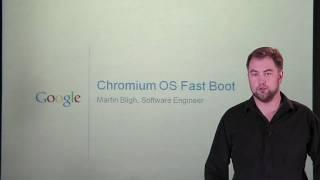 Chromium OS Fast Boot