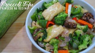 Broccoli Tofu