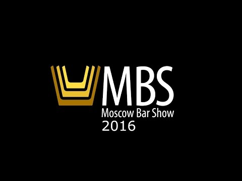 Moscow Bar Show 2016. Saint-Petersburg.