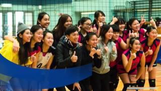 volleyball 樂善堂楊葛小琳中學 2015-2016 final