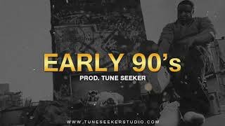 Perfect Freestyle Old School Hip Hop Beat | Rap Instrumental - Early 90's (prod. by Tune Seeker)