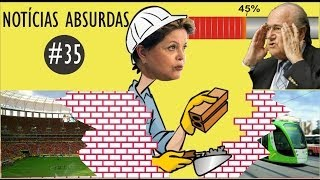 NOTÍCIAS ABSURDAS #35