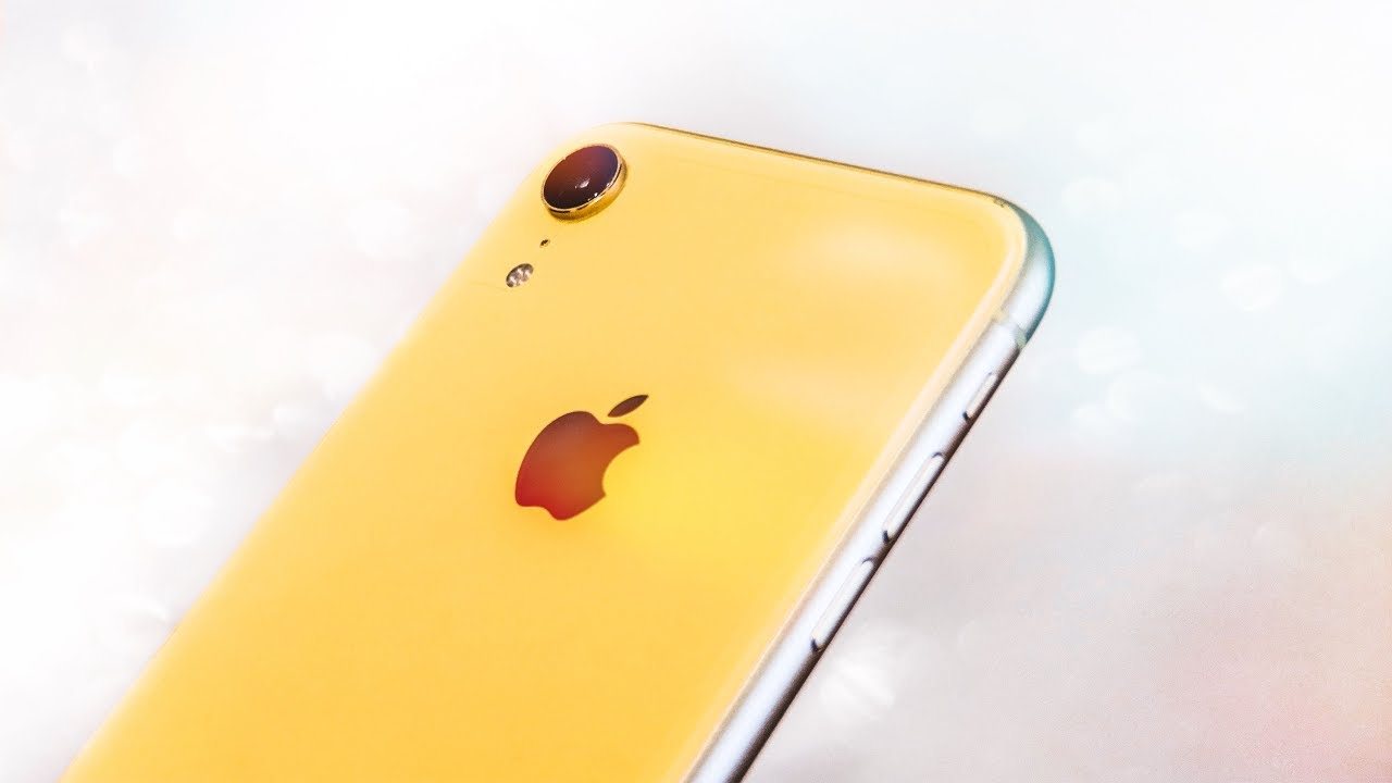 The iPhone XR is a Failure.