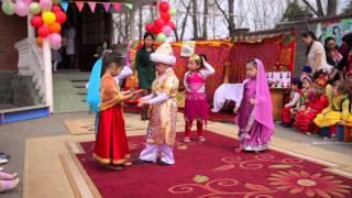 Видеосъемка детского утренника в детском саду.(