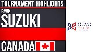 Ryan Suzuki | Hlinka Gretzky Cup | Tournament Highlights