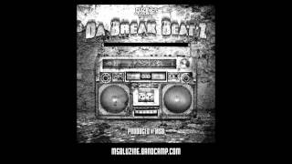 Undaground Violence - Beat by MSB / Da Break Beat