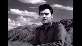 Main Yeh Soch Kar Uske Dar Se Utha Tha (HQ) (B/W) - Haqeeqat | Md. Rafi
