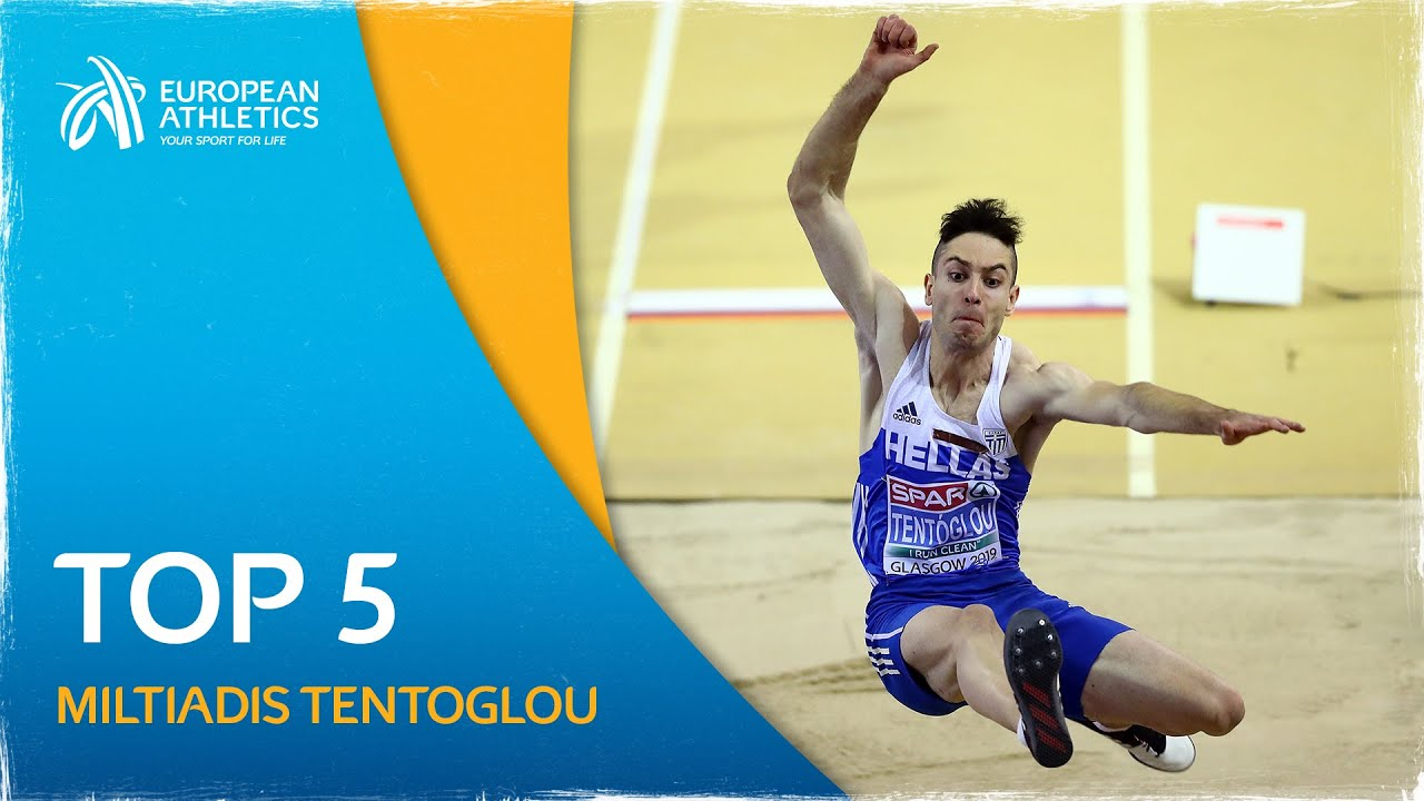 Download Miltiadis Tentoglou's LEGENDARY TOP 5 European Championship Performances