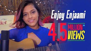 Yohani - Enjoy Enjaami (Dhee ft. Arivu ) - Cover (Home Recording)