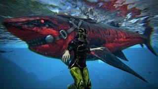 OMG! EXPLORANDO EL MAR! - FLIPARK #36 - ARK: Survival Evolved