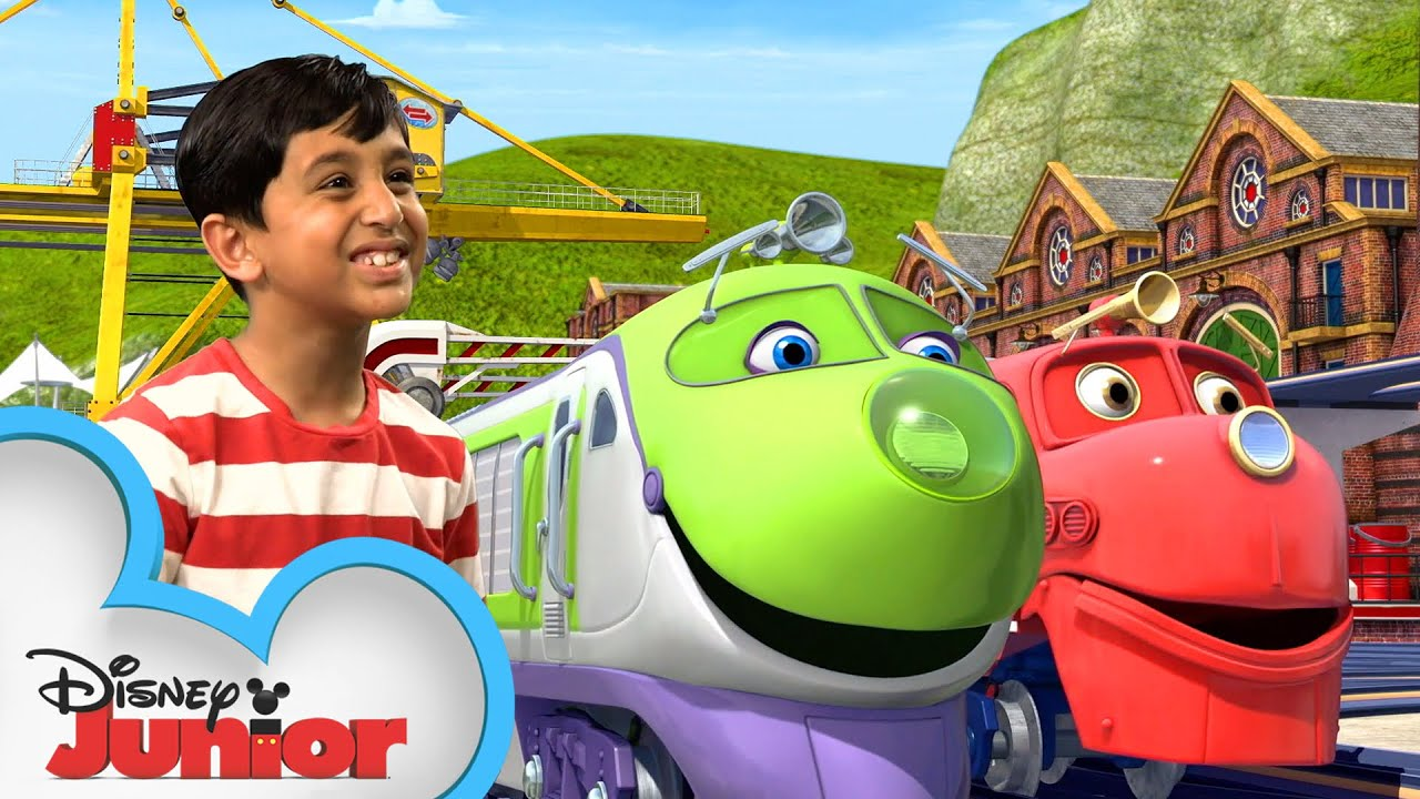 Hide and Seek   Discover Chuggington: All Aboard   Chuggington   Disney Junior