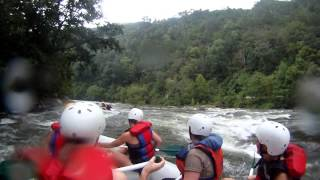 "Ocoee River Whitewater Rafting 13 ""Left Right Left"" or ""Lonely Friday Night"""