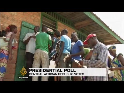 Central African Republic to vote in presidential runoff