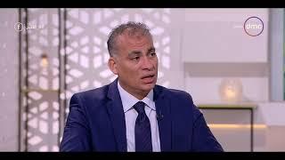 8 الصبح - حوار خاص مع د. جمال القليوبي