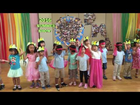 Discovery Montessori Academy 2016 Summer  Performance