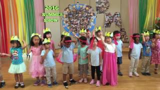 Discovery Montessori Academy 2016 Summer  Performa