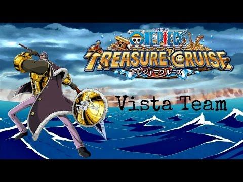 Don Krieg Expert with Vista Team! One Piece Treasure Cruise