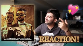 Pakistani Reaction on Punjabi Song TEMPORARY PYAR | ADAAB KHAROUD | KAKA | GAVIN BEATS