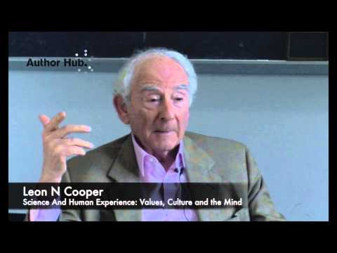 Leon Cooper, author of Science and Human Experience, on scientific equations