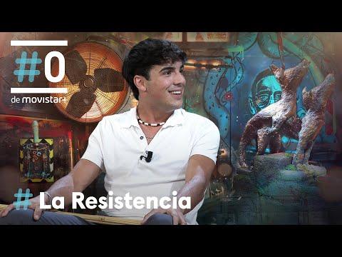 LA RESISTENCIA - Entrevista a Óscar Casas   #LaResistencia 03.06.2021