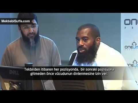 müslüman olan eski rapçiden bir uyanış çağrısı
