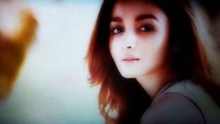 humsafar: alia bhatt version lyrics with karaoke , movie badrinath ki dulhania unplugged