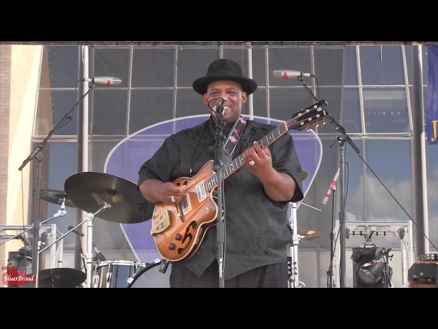 SLAM ALLEN • In September • NY State Blues Fest 7/8/17
