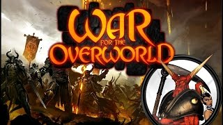war For The Overworld (псевдо Dungeon Keeper 3) - Песочница, часть 1