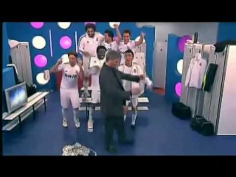 Crackovia - Real Madrid gana la copa del rey.