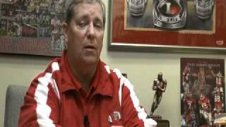 Chapman News Jim Kunau Interview by Bryan Ziebelman