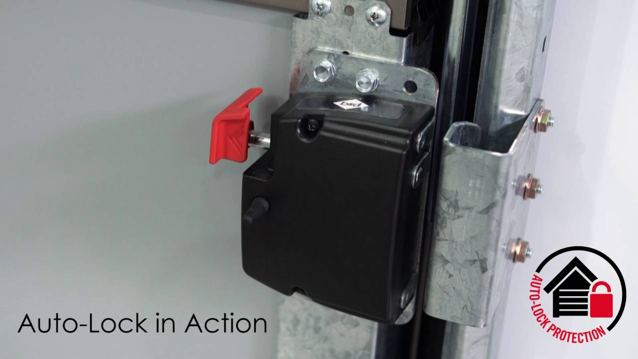B Amp D Auto Lock Standard Feature With Panelift 174 Icon