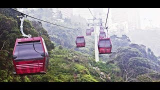 The New Awana SkyWay (Genting Cable Car) to Chin Swee Temple & Sky Avenue thumbnail